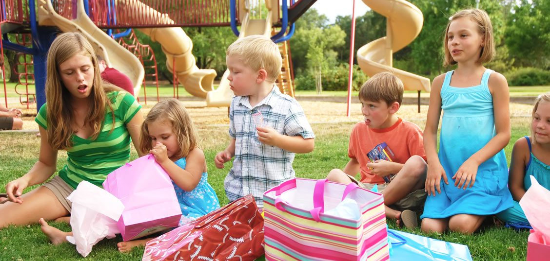 Praznovanje rojstnega dne za najmlajše naj vključuje gibanje